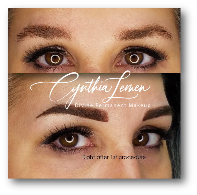 The Difference Between Powder Brow