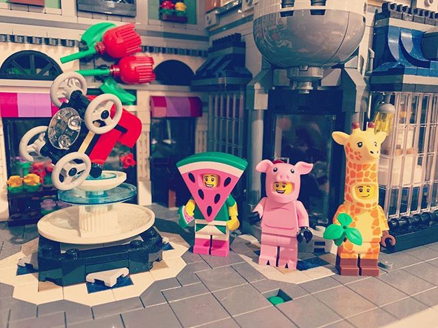 The 3 musketeers. . . . . . #lego #creator #blog #lifestyle #technic #ninjago #fun #hobby #brick #builder #legophotography #legofan #legostagram #legomodular #legocreator #legolover #legobuilder #legography #legomania #brickcentral #sydney #australia