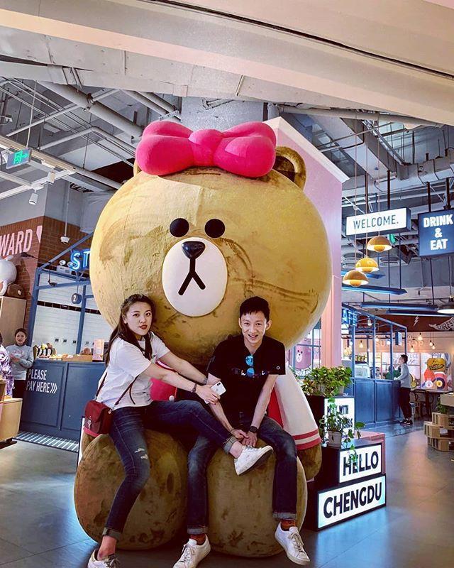 I miss Chengdu 🐼 . . . . . #throwbackthursday