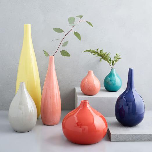 Bright Ceramicist Vases -