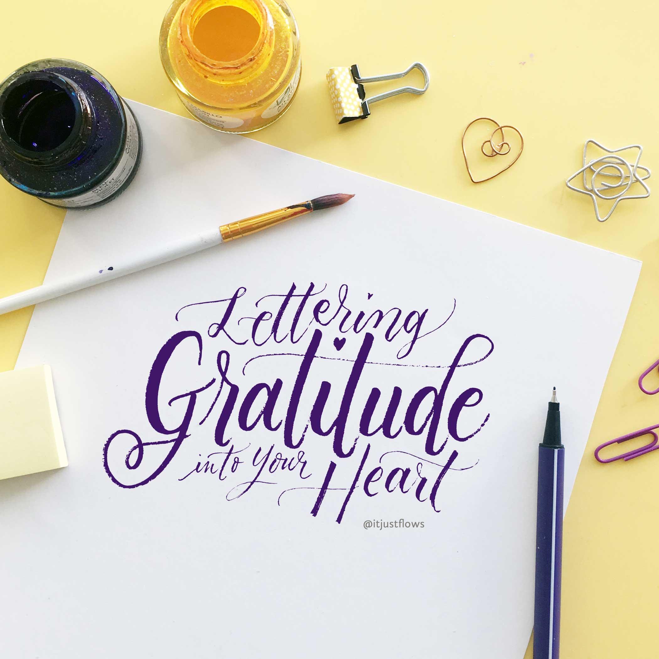 sq-yellow-2-GRATITUDE-purple-calligraphy-itjustflows-web.jpg