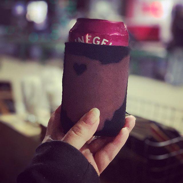 Our koozies keep your beer cold so your hands aren't. 🥶 #yeahimfromtoledo #ohio #toledoohio #youwilldobetterintoledo