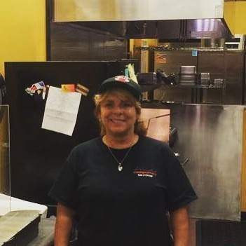 """Join with us as we wish """"Mamma"""" Debbie a very happy 60th birthday!!! Still as vibrant as ever. . . . . . . #italianbeef #foodie #gallatin #nashville #blackhawks #chicagofood #pizza #chicagohotdog #chicagopizza #cannoli"""