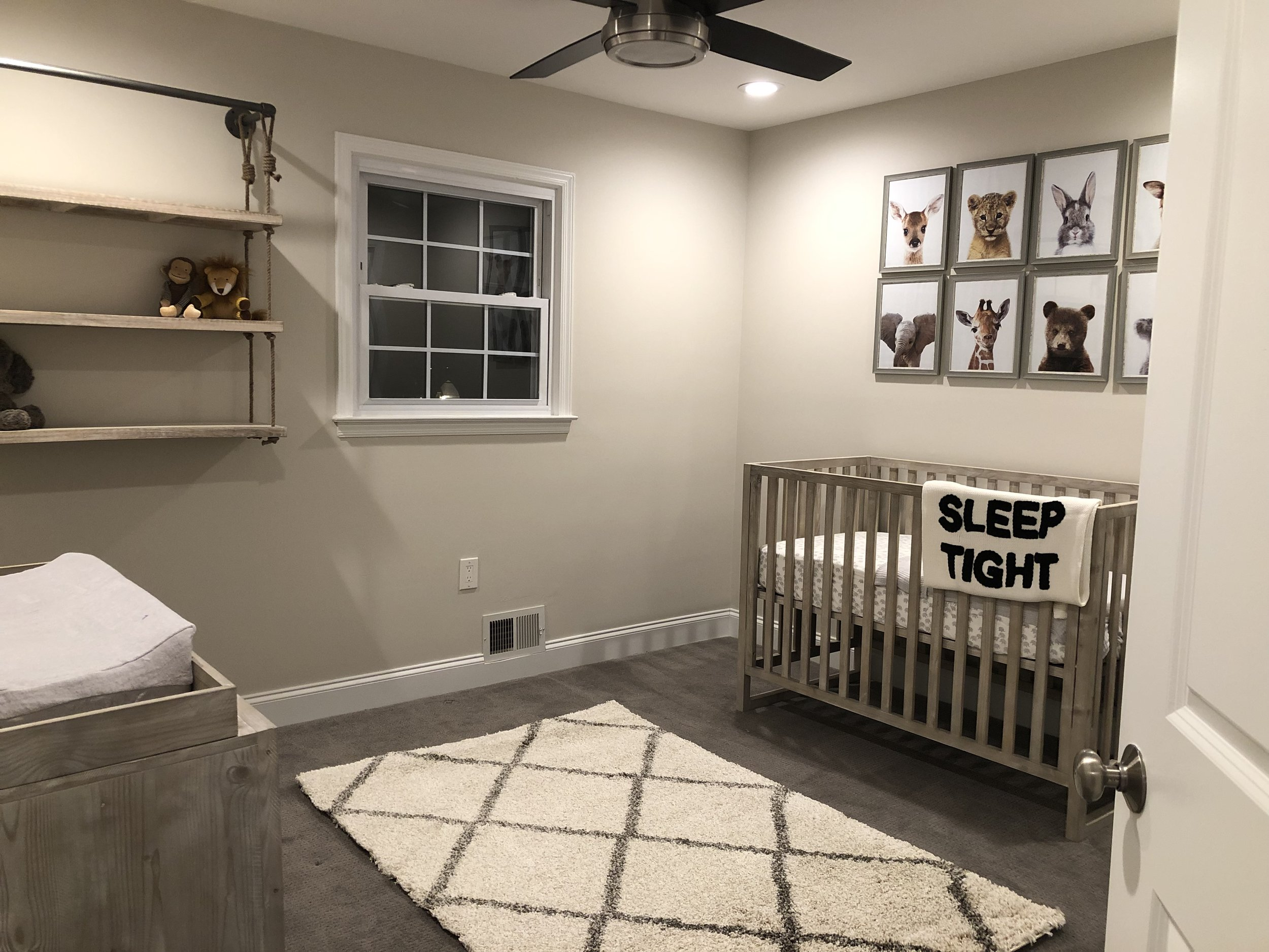 Creating a special space for a little someone
