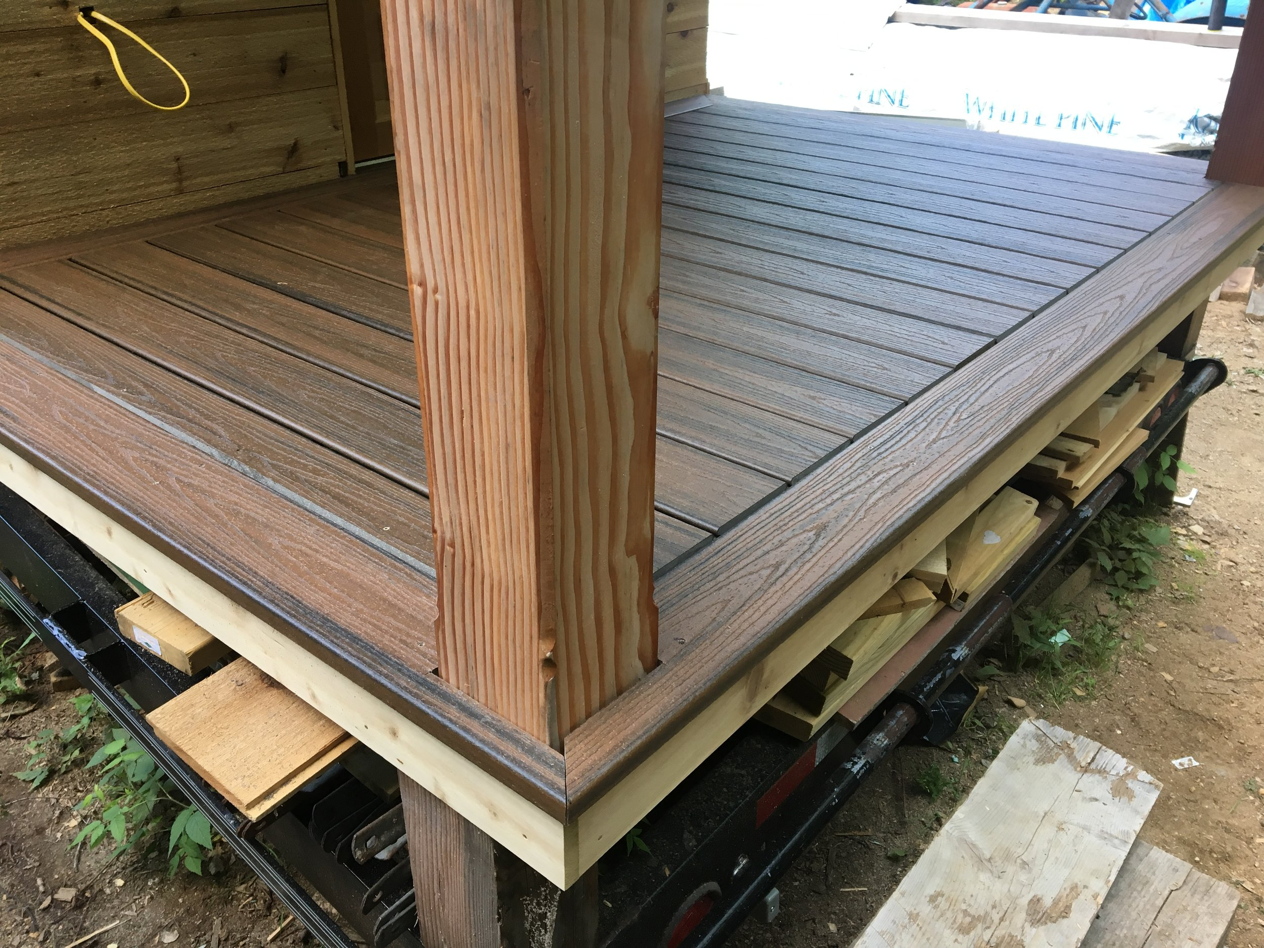 Porch Decking