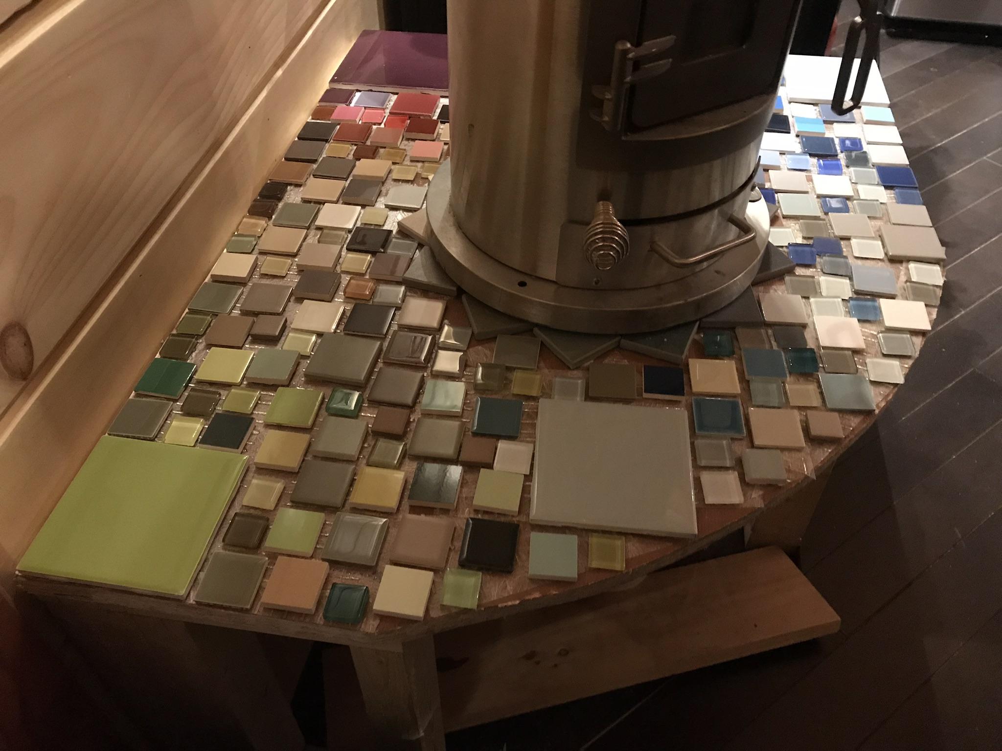 Hearth Mosaic
