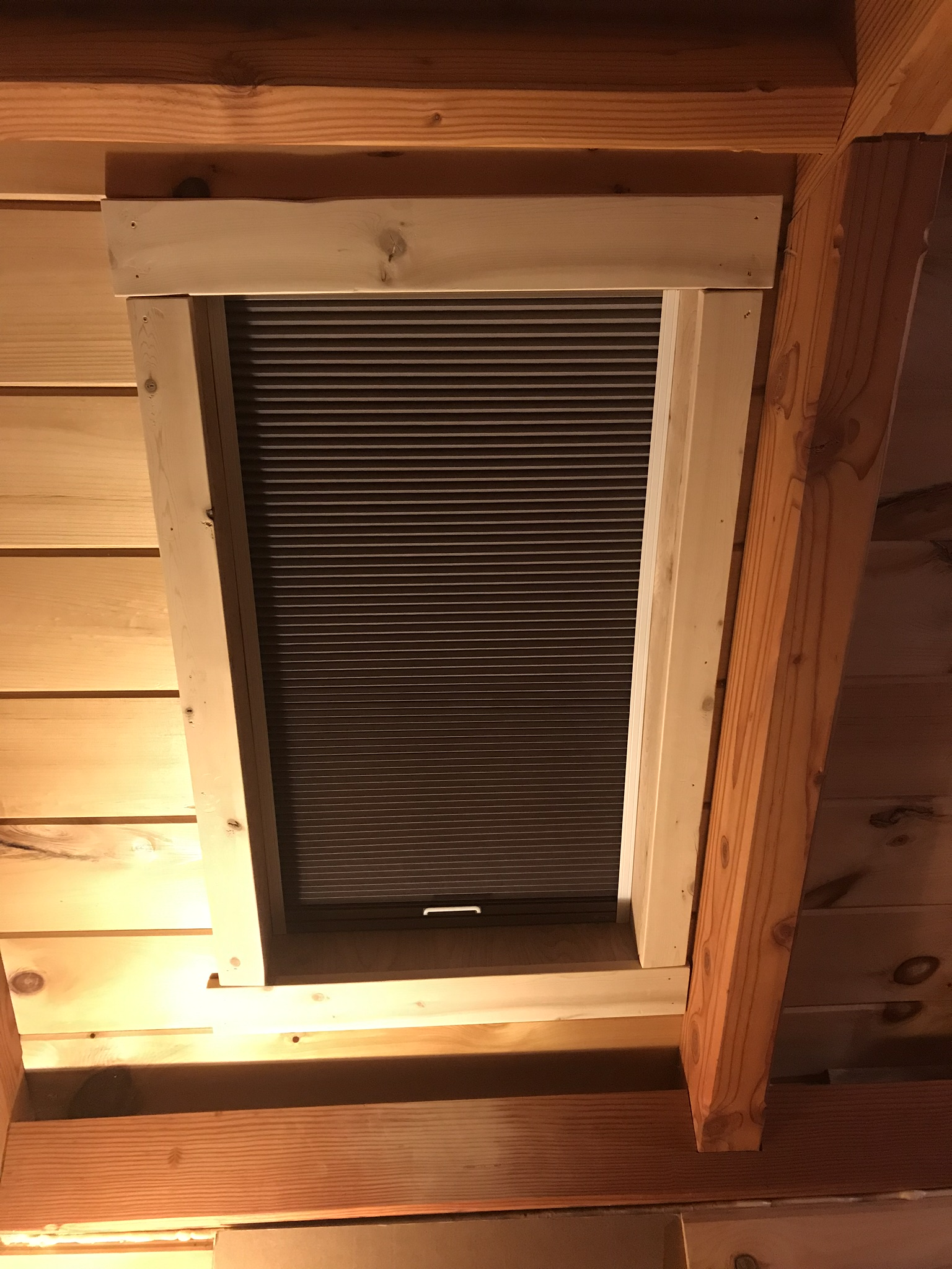 Skylight Blackout Shade