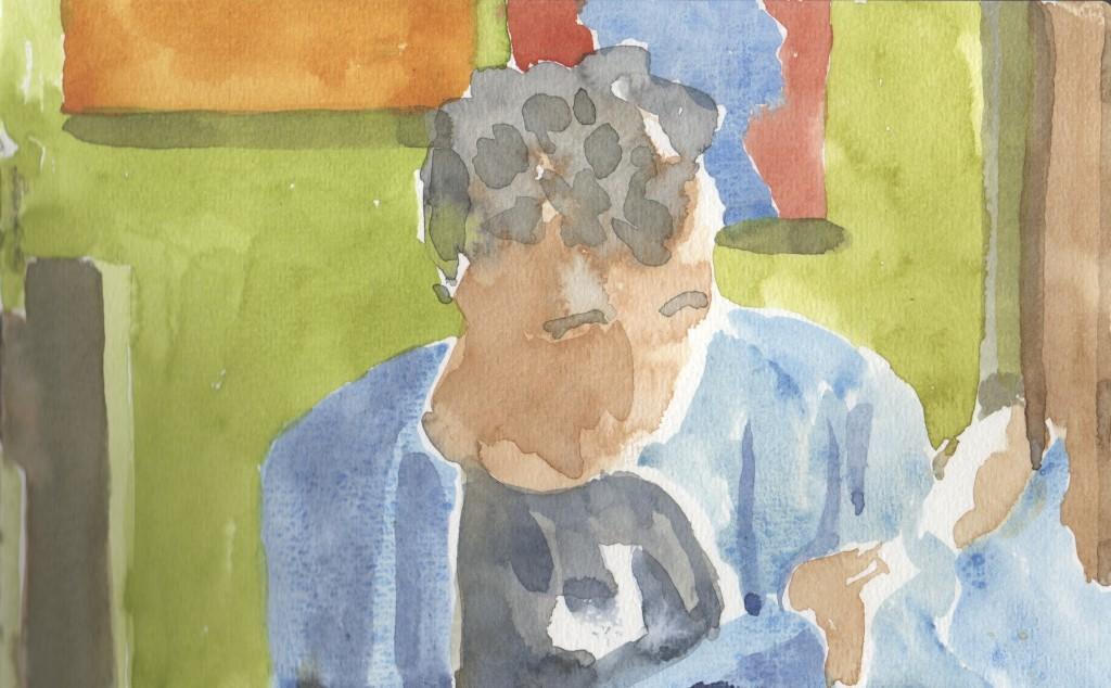 John Wells at the Joe Bar