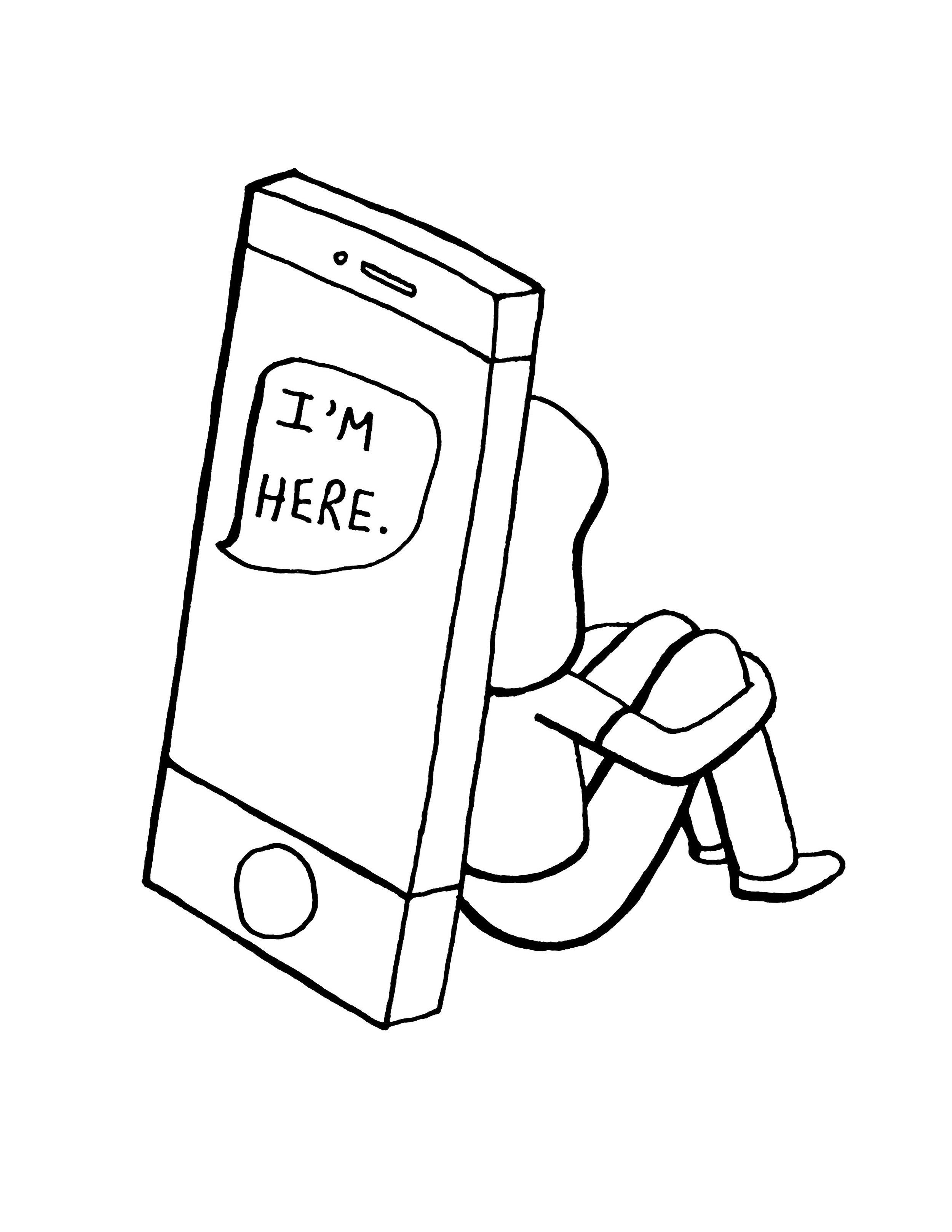 Vivibot, a chatbot for cancer survivors -