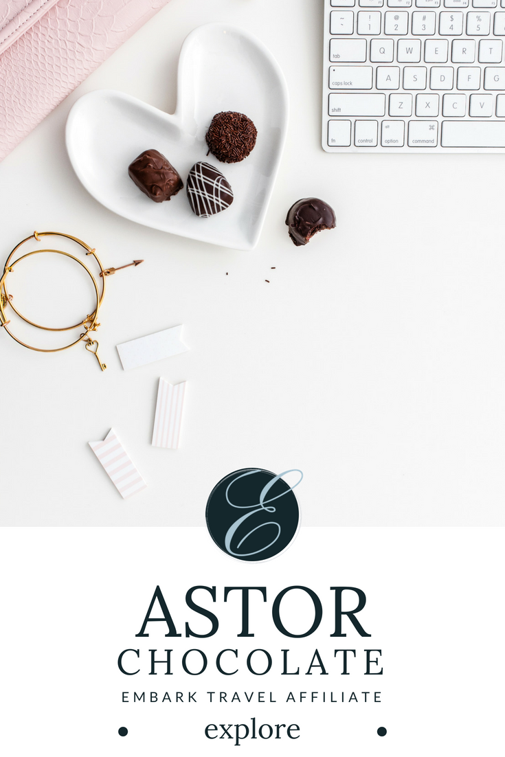 make your travels sweeter with chocolate - If there's anything that breaks cultural barriers, it's the universal language of chocolate! As a leader in the chocolate business for more than 60 years, Astor Chocolate is well-versed in connecting people through the dark delicious layers of its confections. Established in 1950 in New York, this company is celebrated throughout the world for its sweet and delightful chocolates, truffles, snacks, and gifts.Disclosure: This page contains affiliate links. If you click through and purchase a product, we will earn a commission at no additional cost to you.
