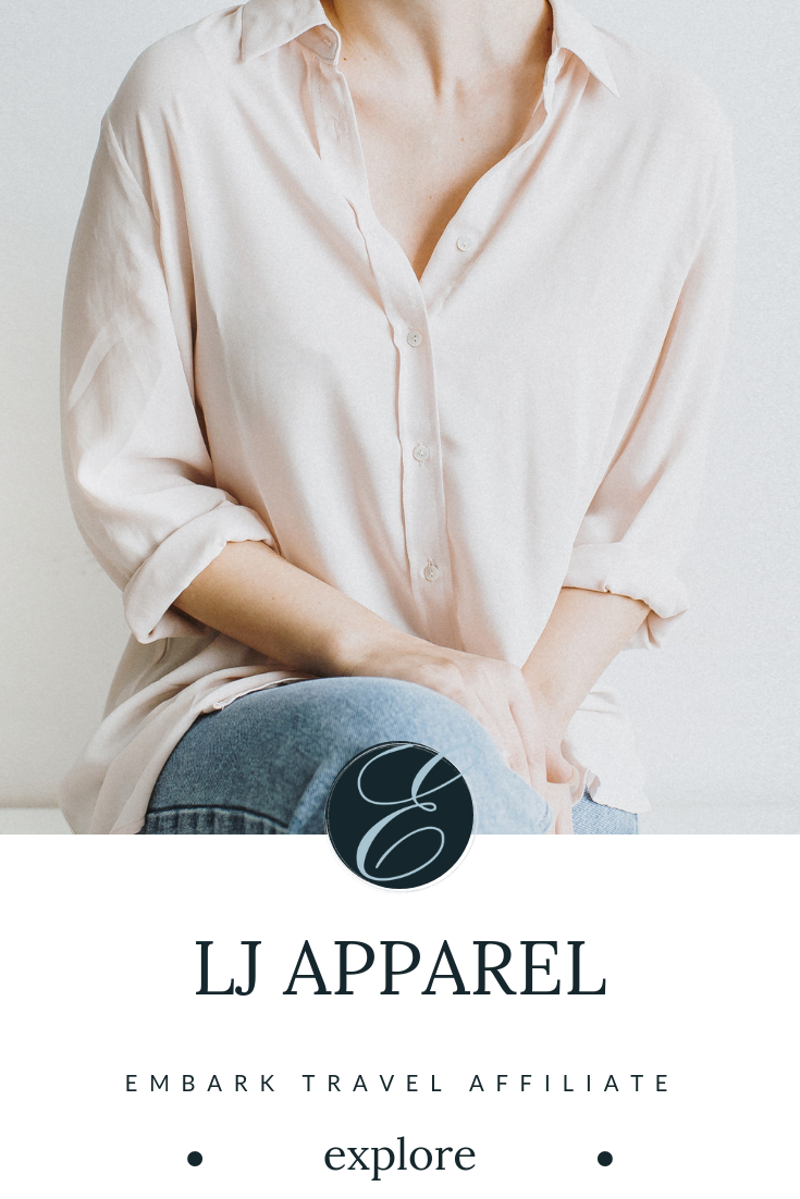 Classy Charm for the Cross-Cultural Lady - Lauren James Co., (also known as LJ Apparel), offers women a charming and classic style. Shop their online store for cozy lounge wear, sweet dresses, mix and match outfits, and trendy jackets!Disclosure: This page contains affiliate links. If you click through and purchase a product, we will earn a commission at no additional cost to you.