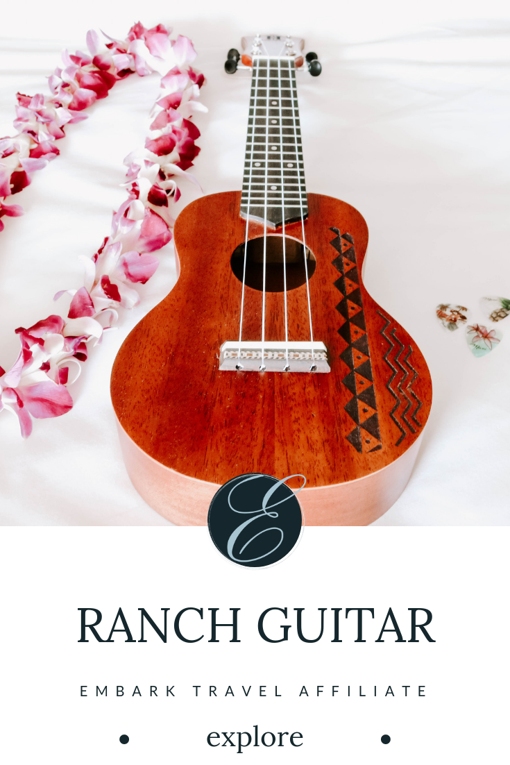 Bring the Music of Hawaii Home - If you're in the market for a new ukulele or are wanting to learn how to play the one you recently bought on vacation, then check out Ranch Guitar! Browse through their collection of beautiful ukulele instruments or take introductory lessons online!Disclosure: This page contains affiliate links. If you click through and purchase a product, we will earn a commission at no additional cost to you.