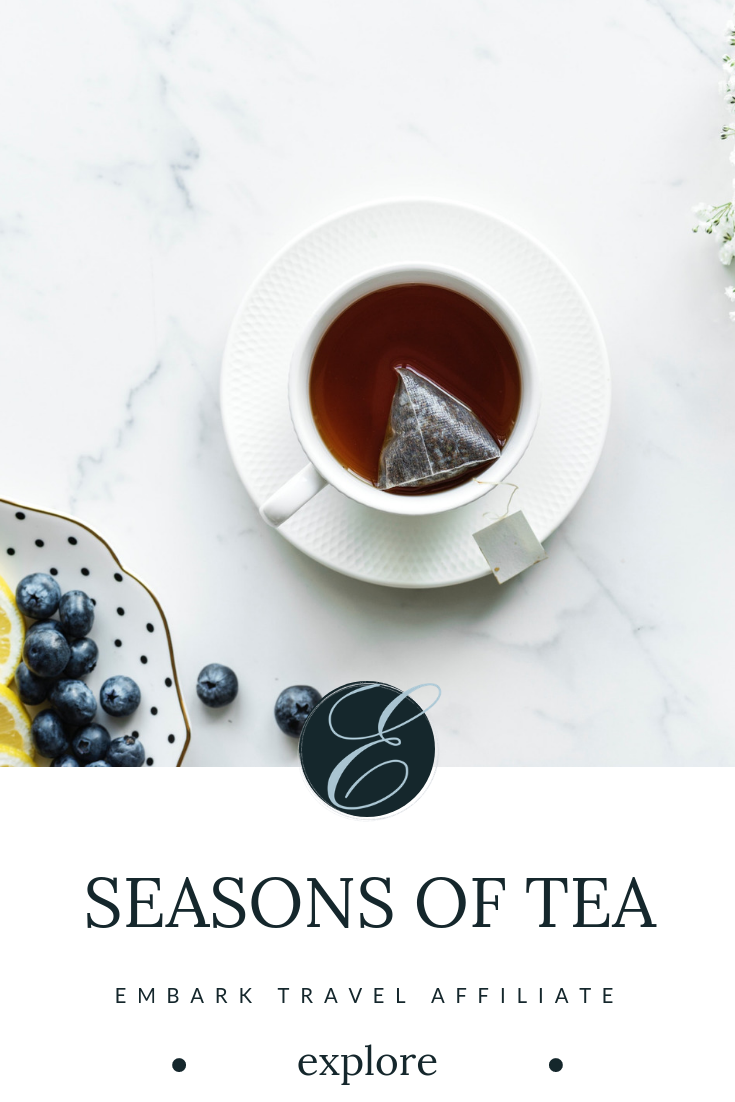 Christmas Gift for the Tea-Loving Traveler - Experience the diverse flavor of different seasons with this unique gift box from TeaBox. Includes 12 different kinds of loose-leaf tea.Disclosure: This page contains affiliate links. If you click through and purchase a product, we will earn a commission at no additional cost to you.
