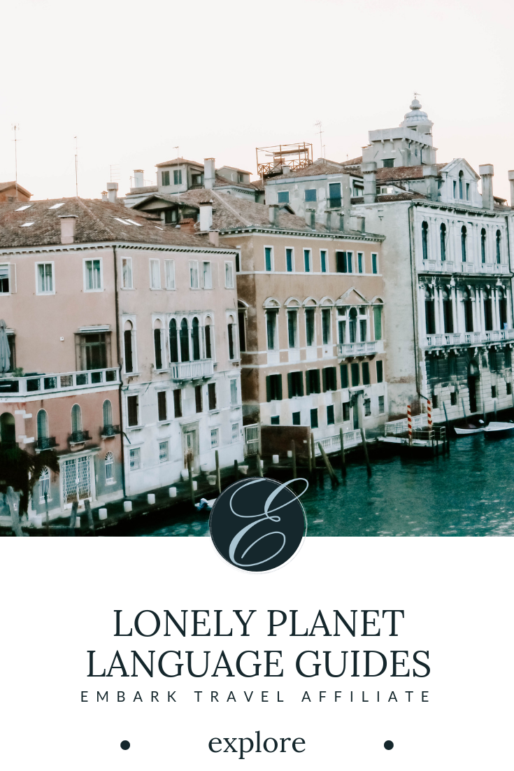 The Ultimate Gift for the World Traveler - Give the joy of language learning with Lonely Planet phrase books and language guides!Disclosure: This page contains affiliate links. If you click through and purchase a product, we will earn a commission at no additional cost to you.