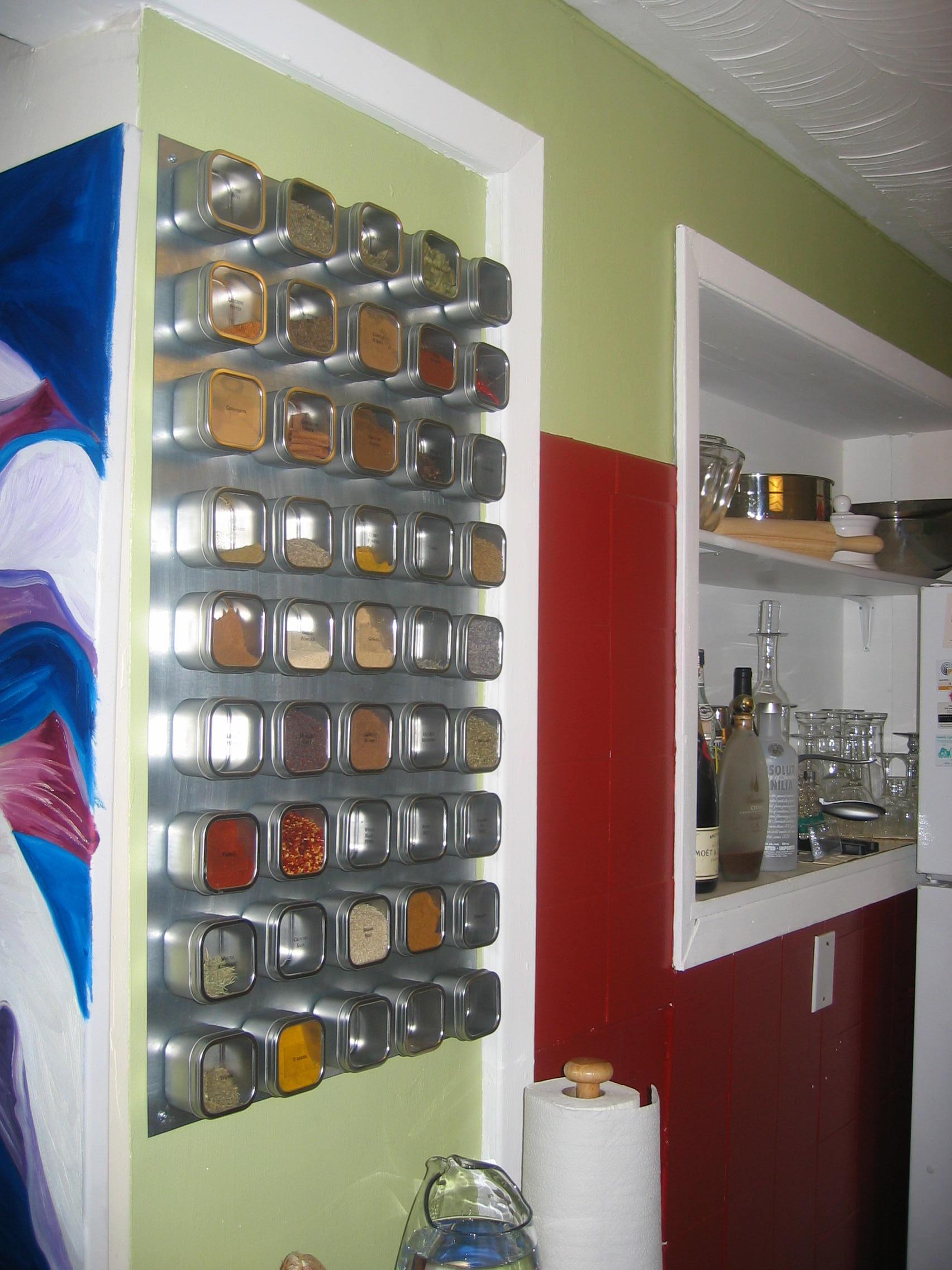 Karla's Kitchen Un-Kluttered