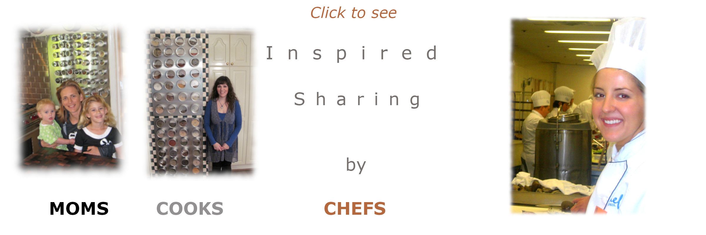 Culinary Student Spice Rack Banner