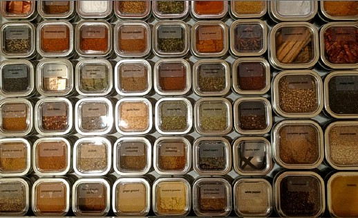 A size for Every Spice Storage need