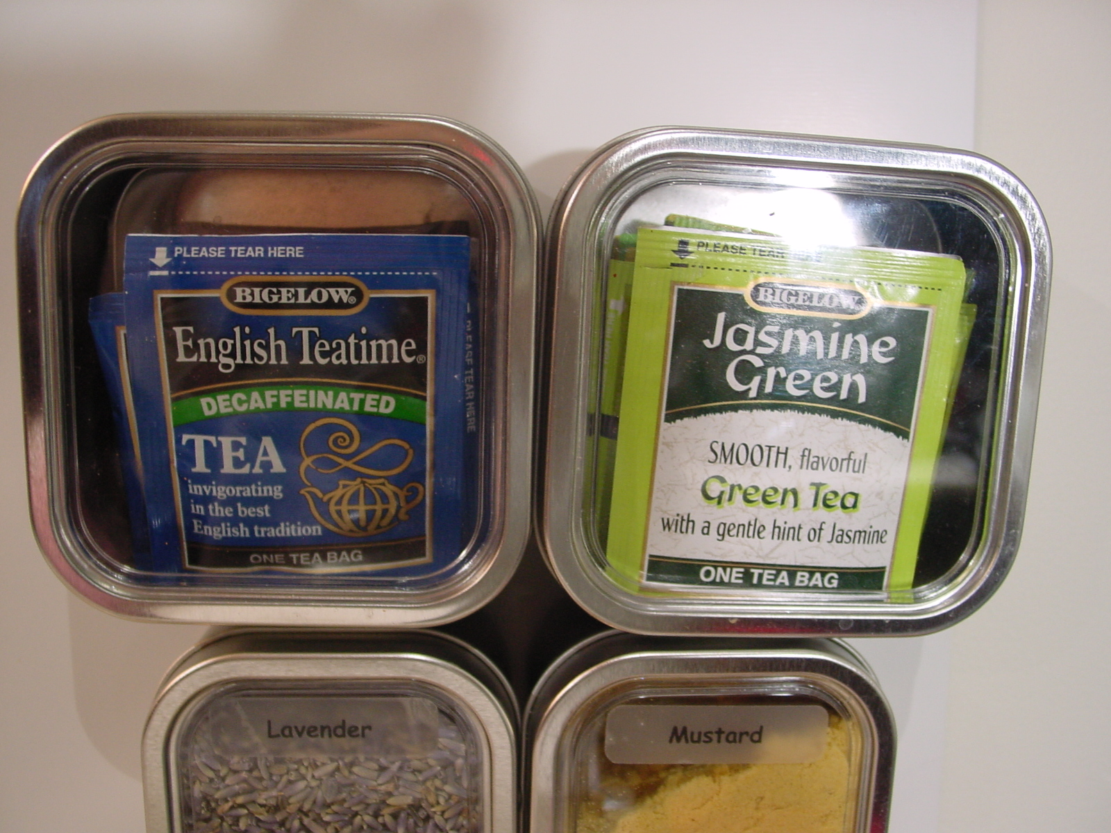 16 oz -- Great for Tea Bags, Nuts.....