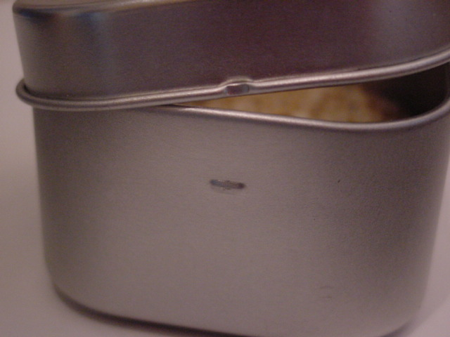 Snap Pin on 2 sides assures a Secure Lid