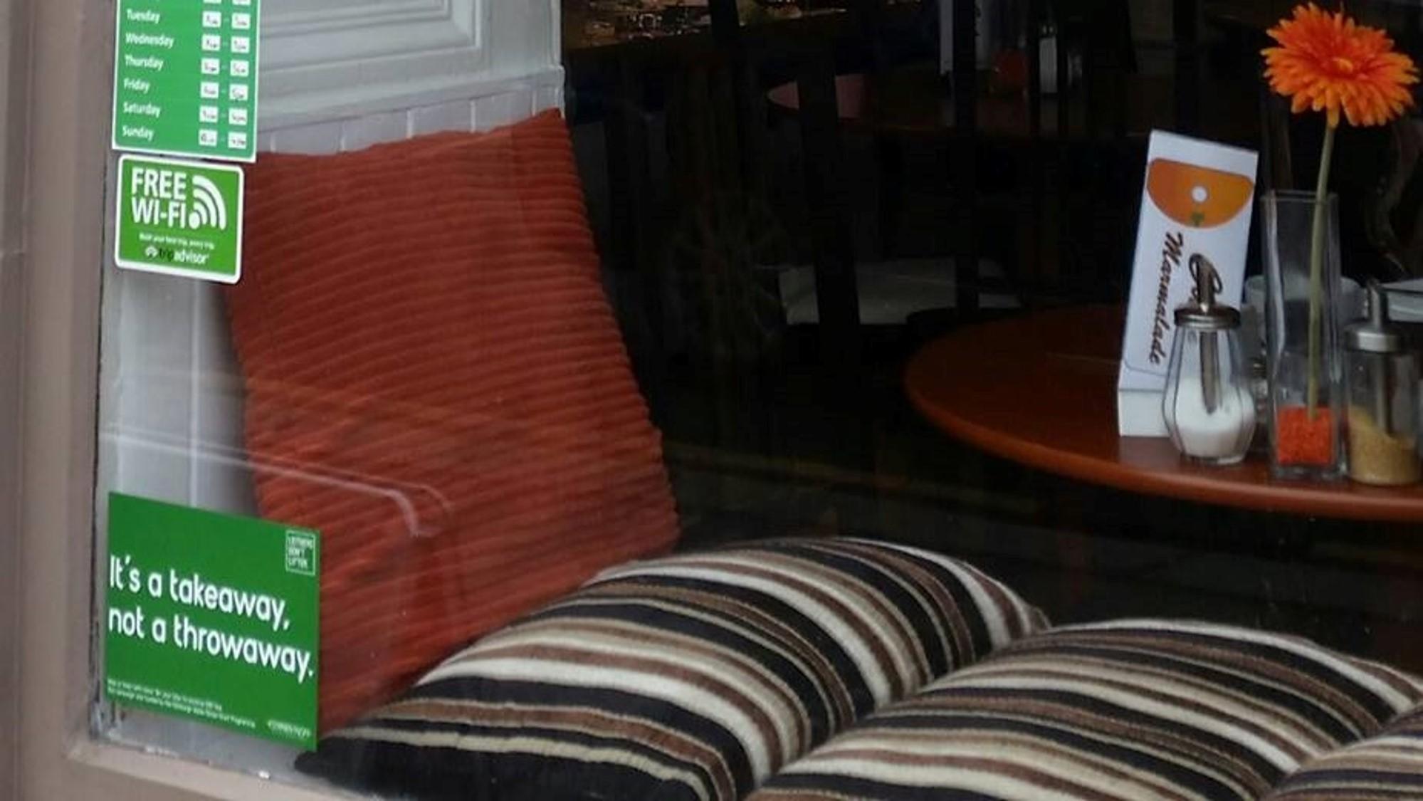 Café Marmalade, Leith