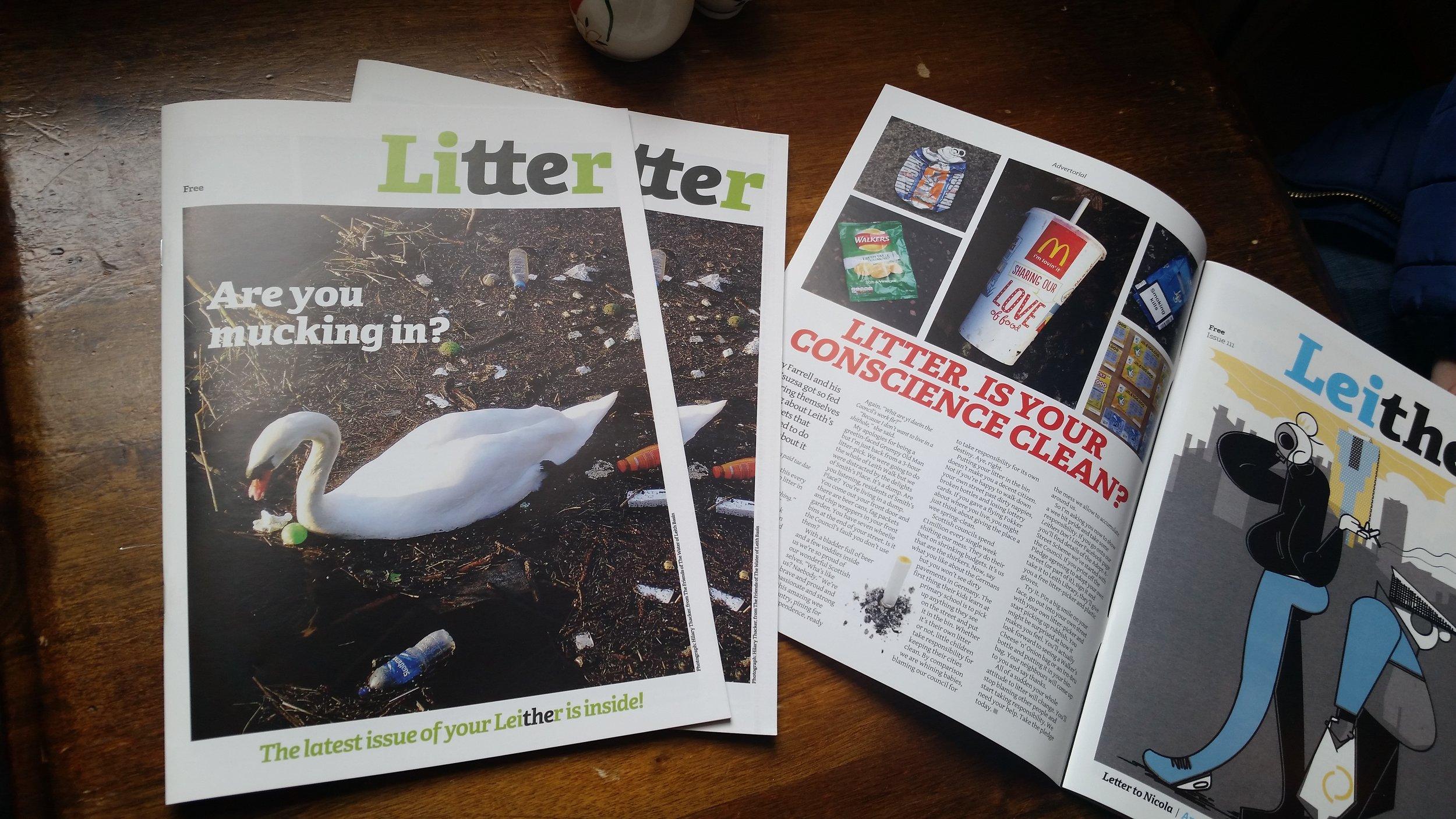 Leither Magazine