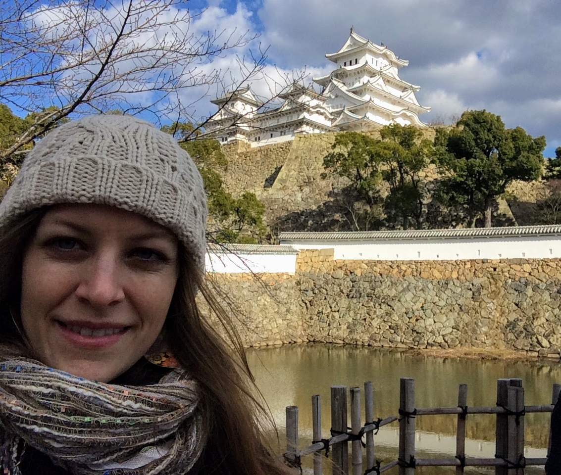 In Japan, one of my favorite places to travel!