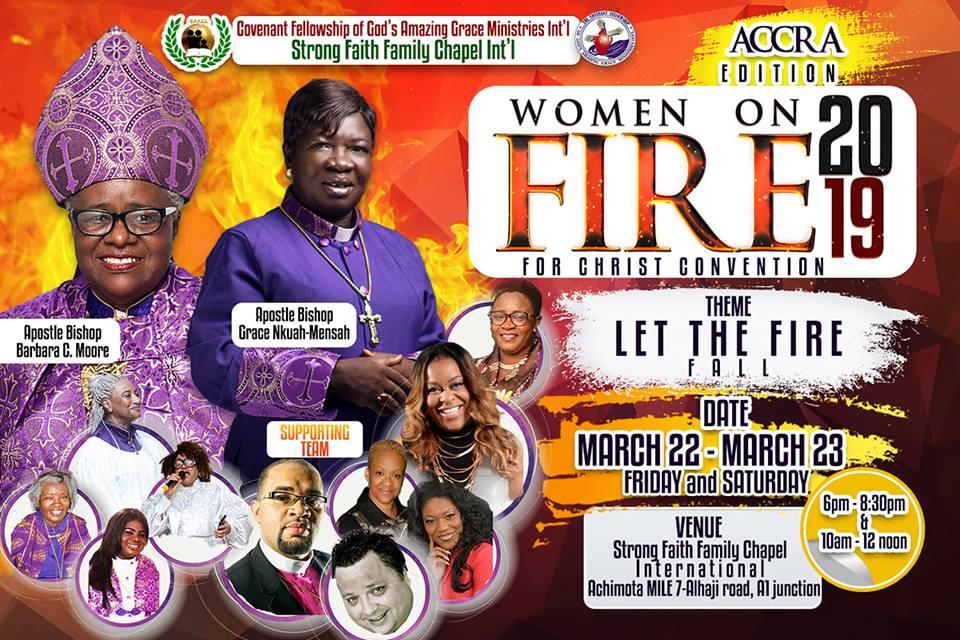 Women on Fire