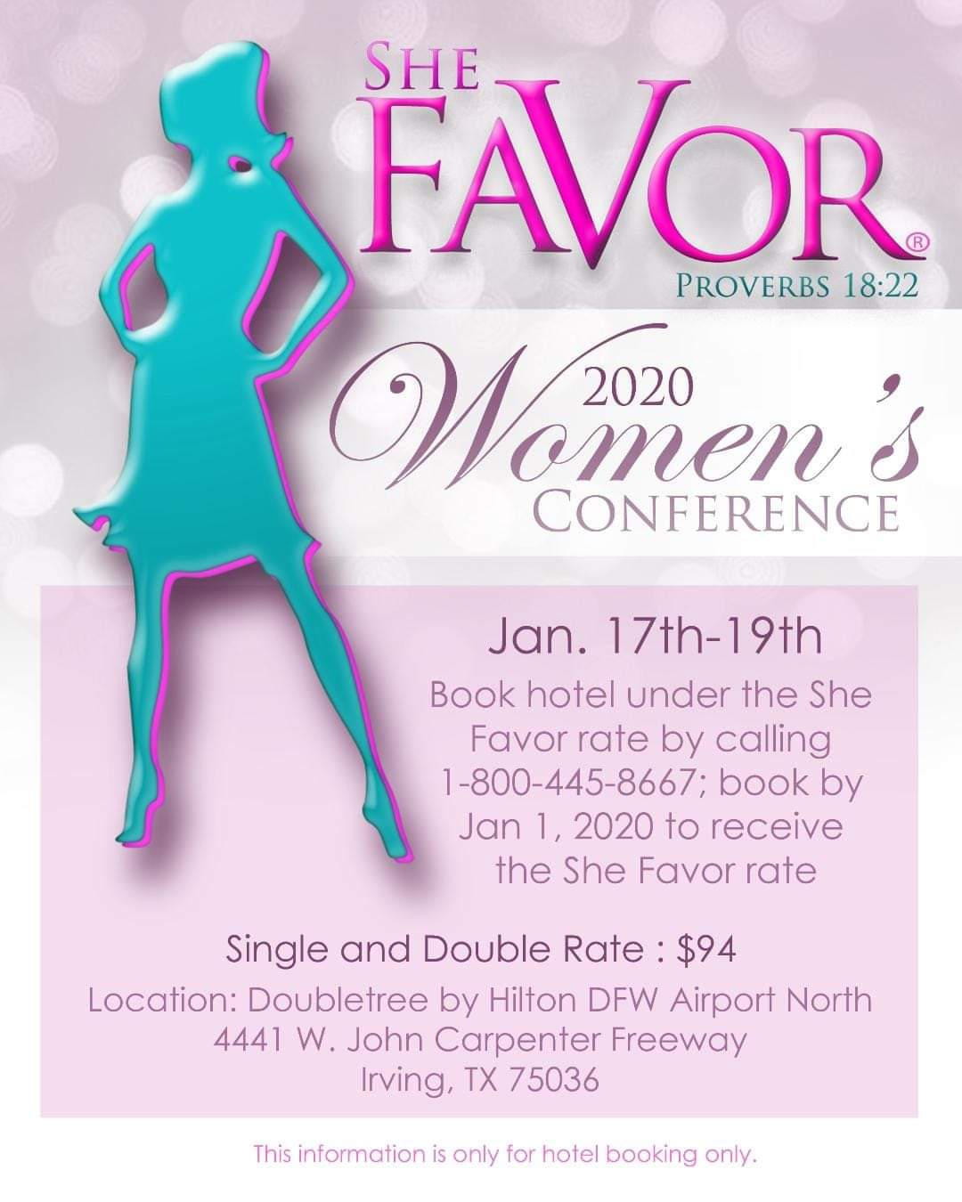 Shuttles will be provided from DFW Airport to the hotel