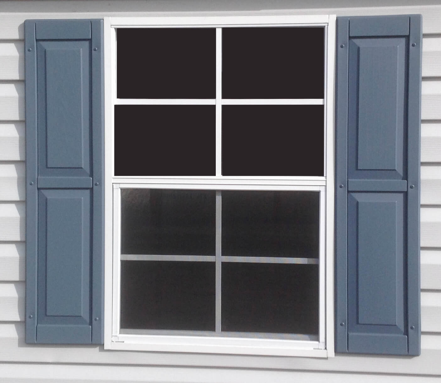 24x36 Window $100 Raised Panel Shutters $50 per pair