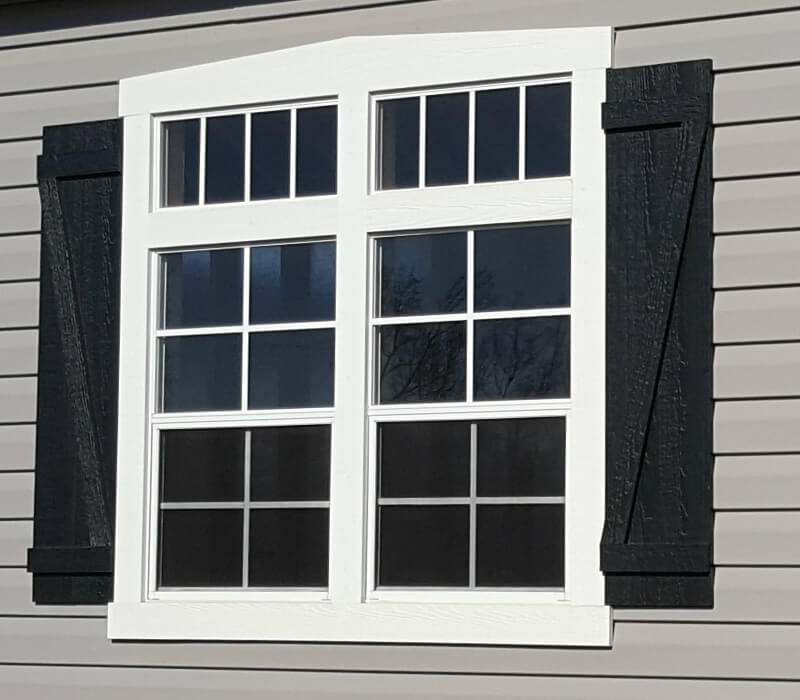 """24"""" Transom Glass for placement above windows $75 each"""
