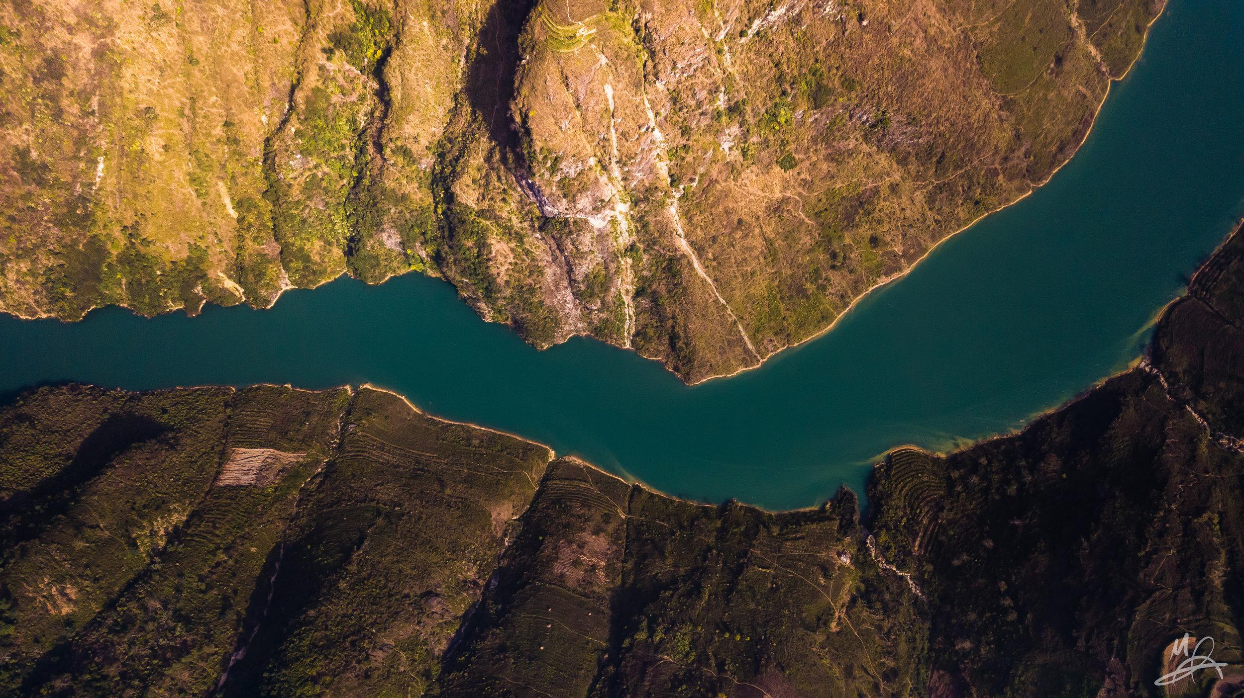 Nho Que River