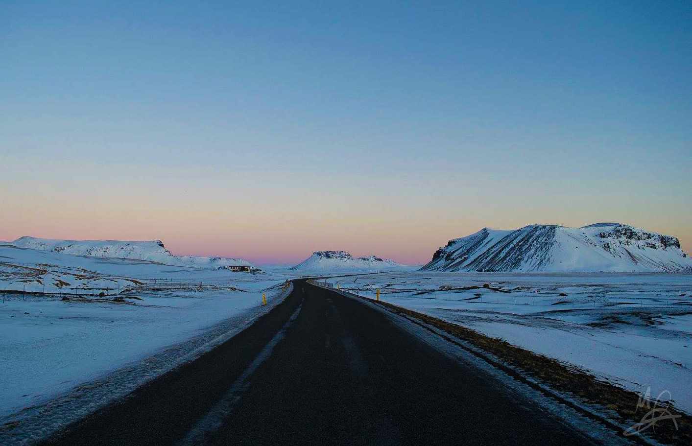 Road from Wik
