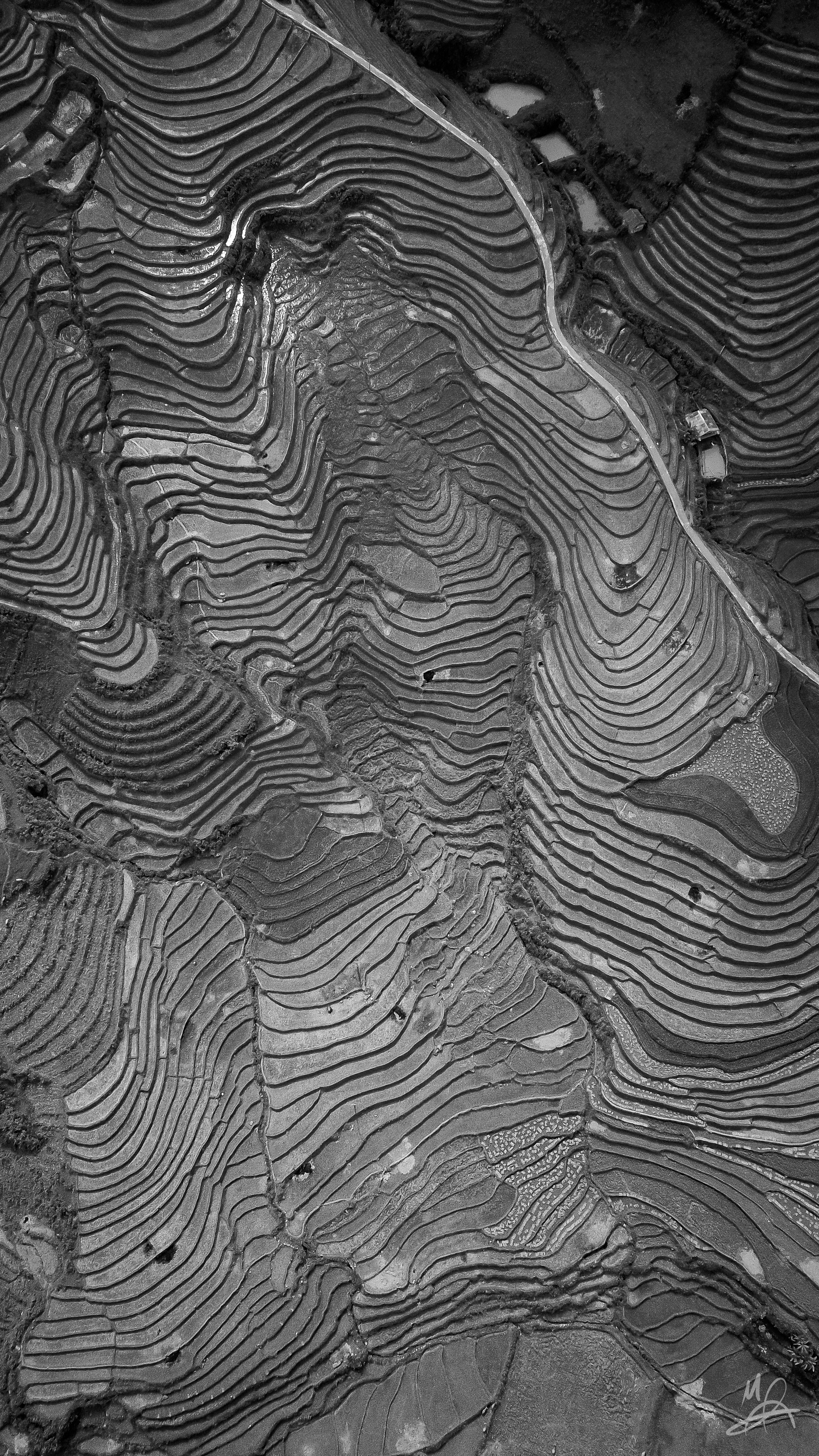 Wrinkles in the Land