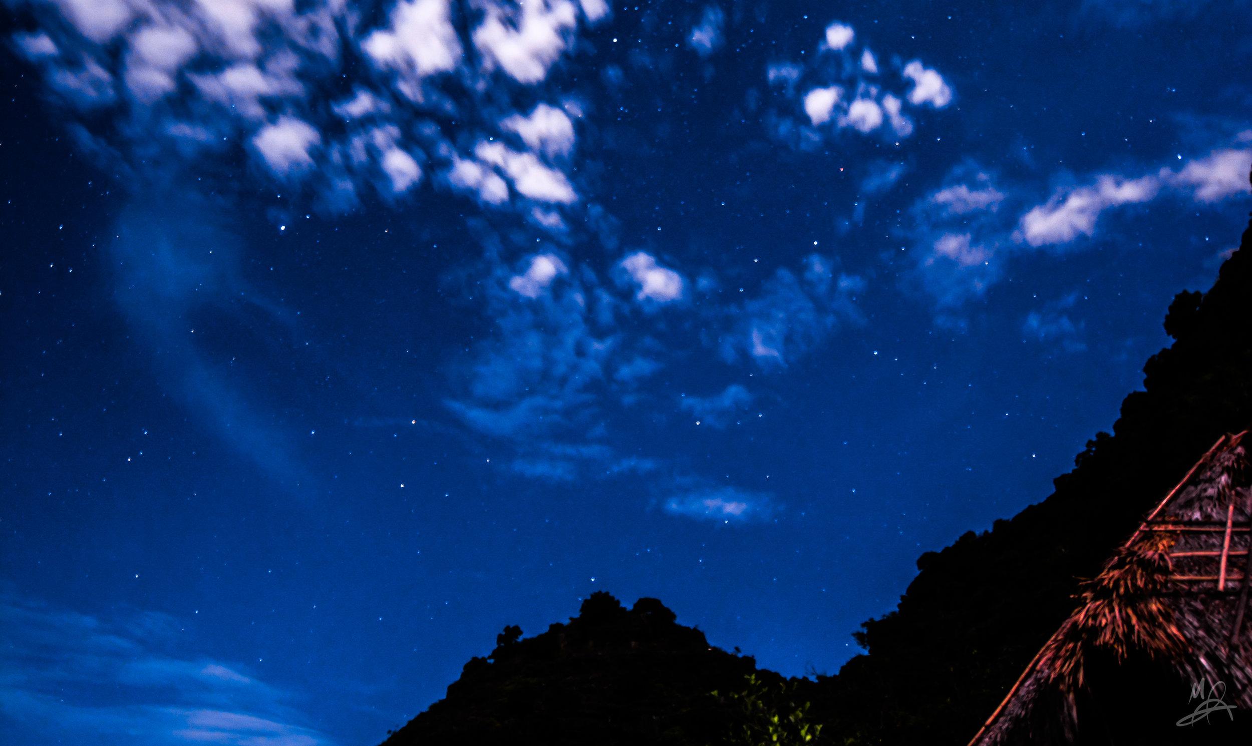 Stars over Ninh Binh
