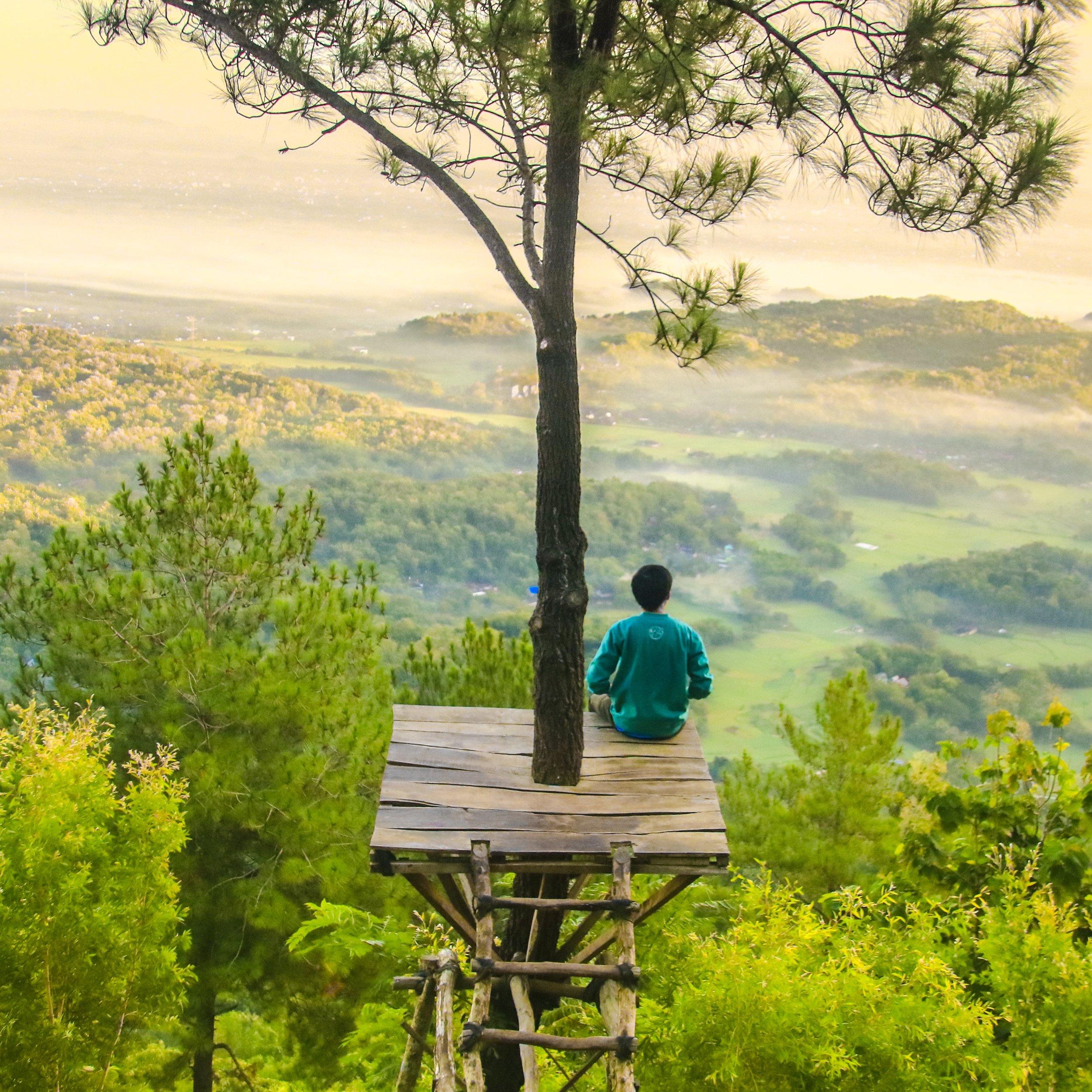 World's First Quiet Park