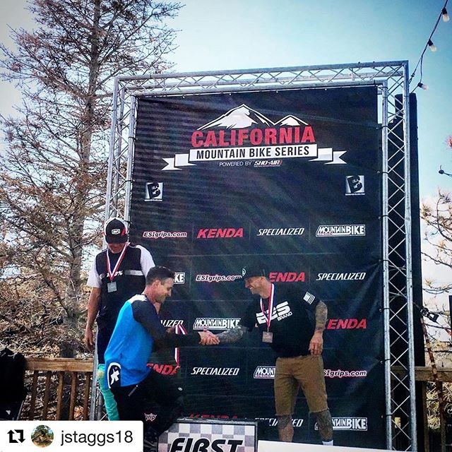 #Repost @jstaggs18 ・・・ After a crazy week it turned out ok, Stoked to race again tomorrow. Starting off the 2019 season 👌🏻 #e2sbrand #downhill #downhillmountainbiking #downhillmtb #racing #bigbear #snowsummit #race #outdoors #trails #mountainbike #rad #staggsbrothers