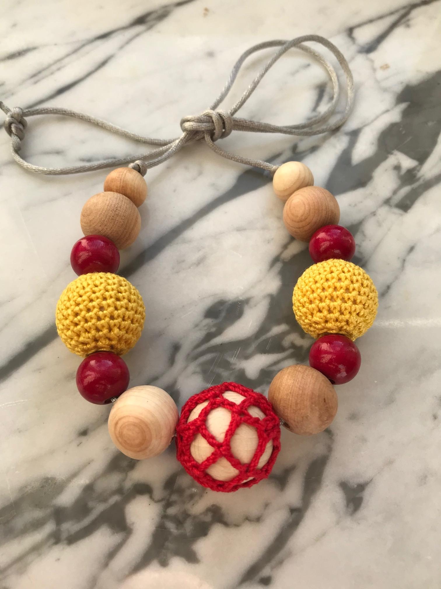Nivia's Nursing necklace