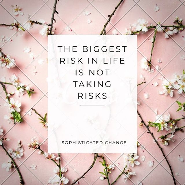 Embrace uncertainty or you will always end up settling for less than what is truly possible.  #sochange #growthmindset #risktaker #embraceuncertainty #dontplayitsafe #upgrade #entrepreneurlife #bossbabe #believeinyourself  Sophisticatedchange.com