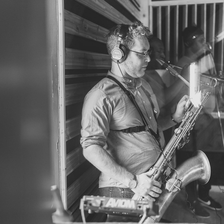 Franco Proietti - Compositor / saxofón alto y barítono