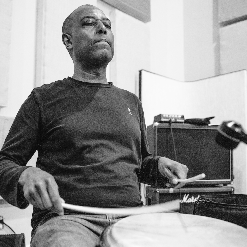 Evans Baptiste - PERCUSSION