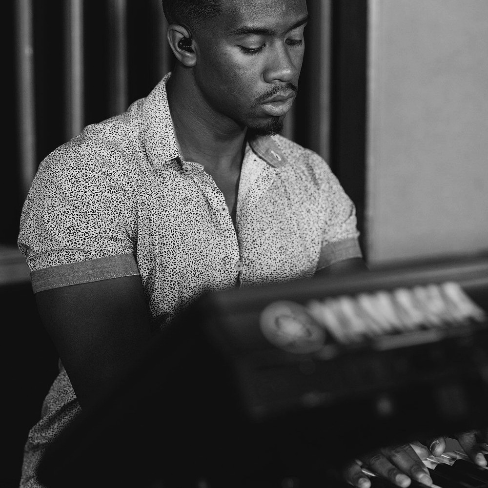 David Osei-Afrira - COMPOSER / KEYS