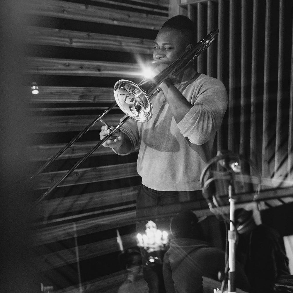 Modibo Keita - Composer / Trombón