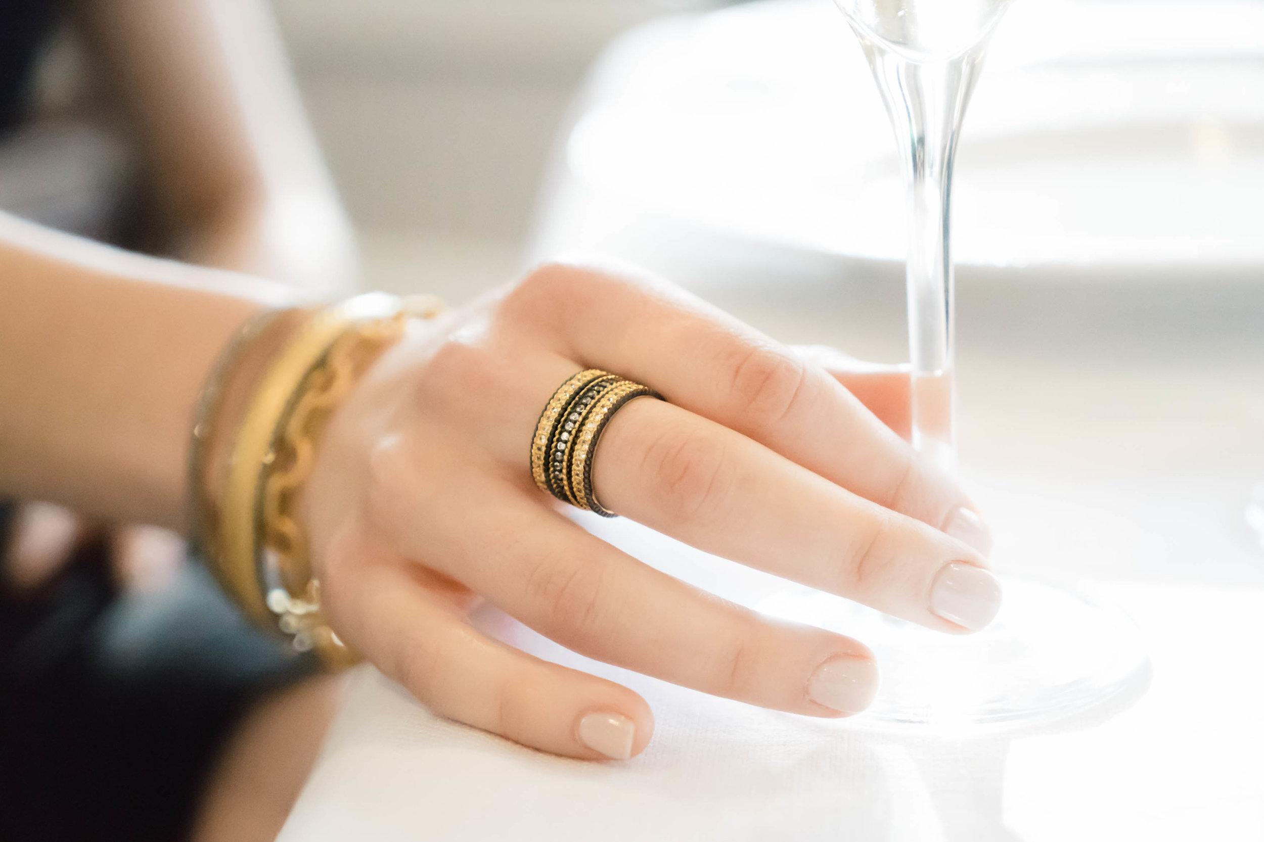 Recent Work - mallove's jeweler's website design