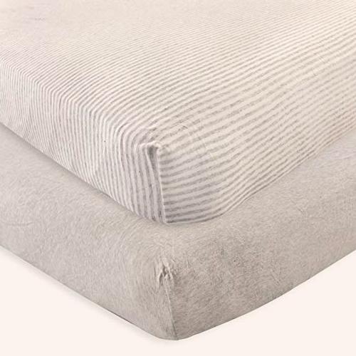 Organic Crib Sheets