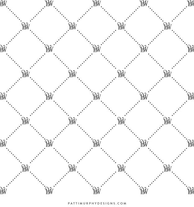Pattern Branding design by Patti Murphy
