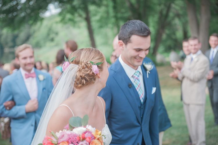 Florence Griswold Connecticut Whimsical Wedding