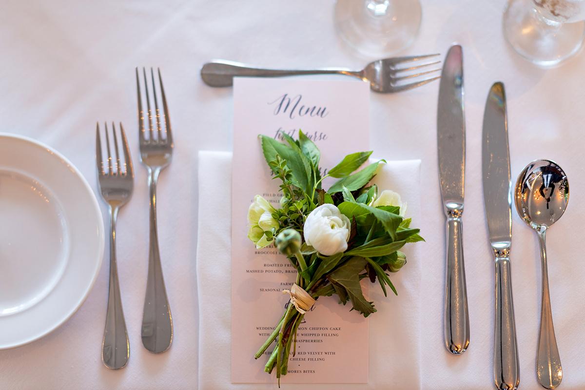 Custom Wedding Paper - martha's vineyard