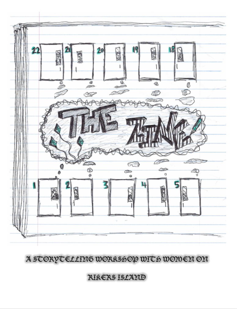 2018 Women's Zine Rikers Island