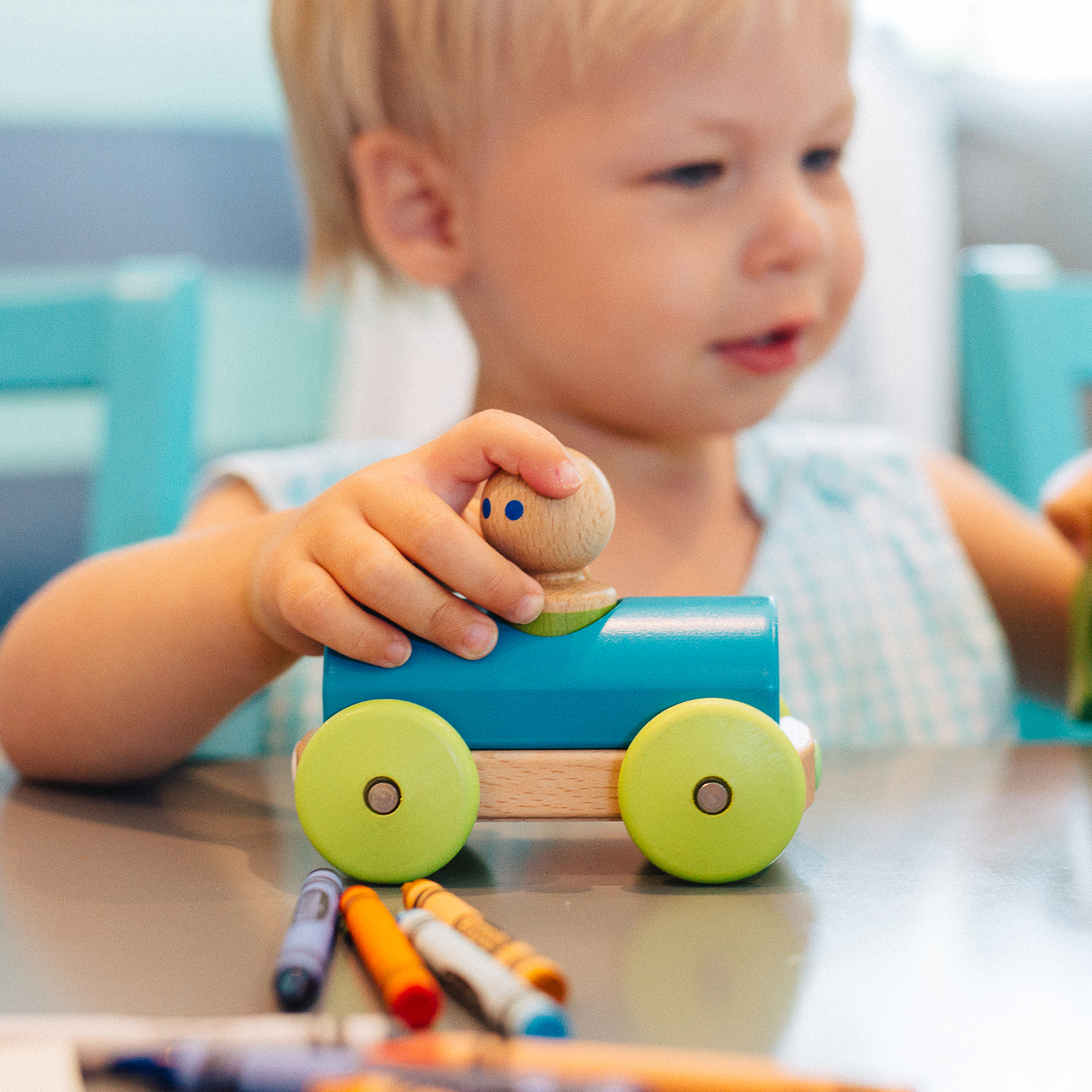 Tegu - Magnetic Toys - BRAND NEW TEGU TODDLER RANGE NOW IN STOCK!Tegu secretly hide their magnets inside wooden blocks, an essential open ended resource for any family<<< Click on image to view our full range