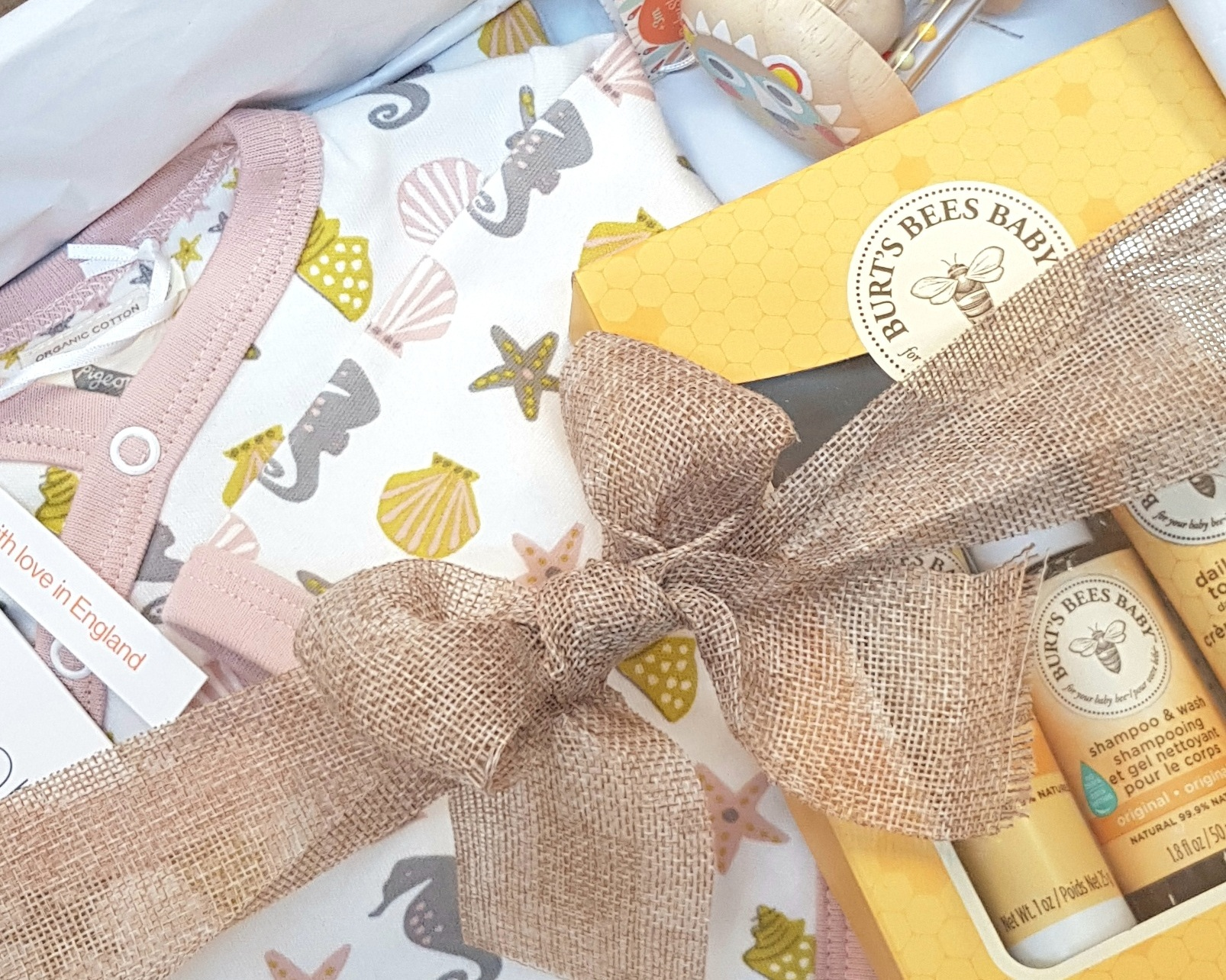 New Baby Gift Boxes - Perfect Tailor Made Gift Boxes for every price range from our large range of carefully selected baby productsClick on the picture to view all our mystery boxes >>>